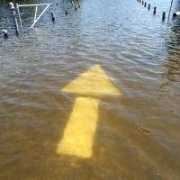 E-law - Flooding - The Law on Flooding - Submerged Arrow